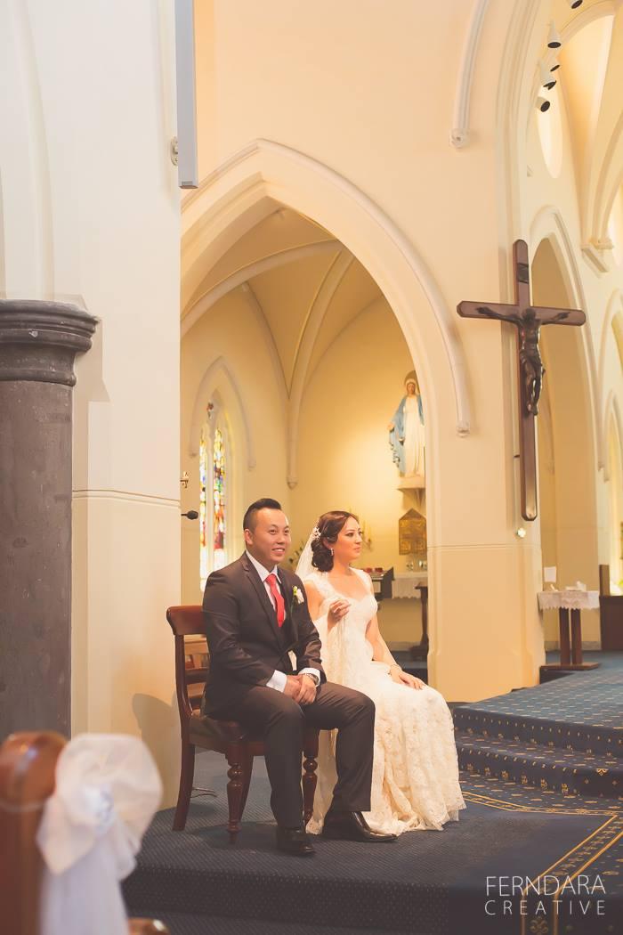 , Rebecca + Sterling, Ferndara