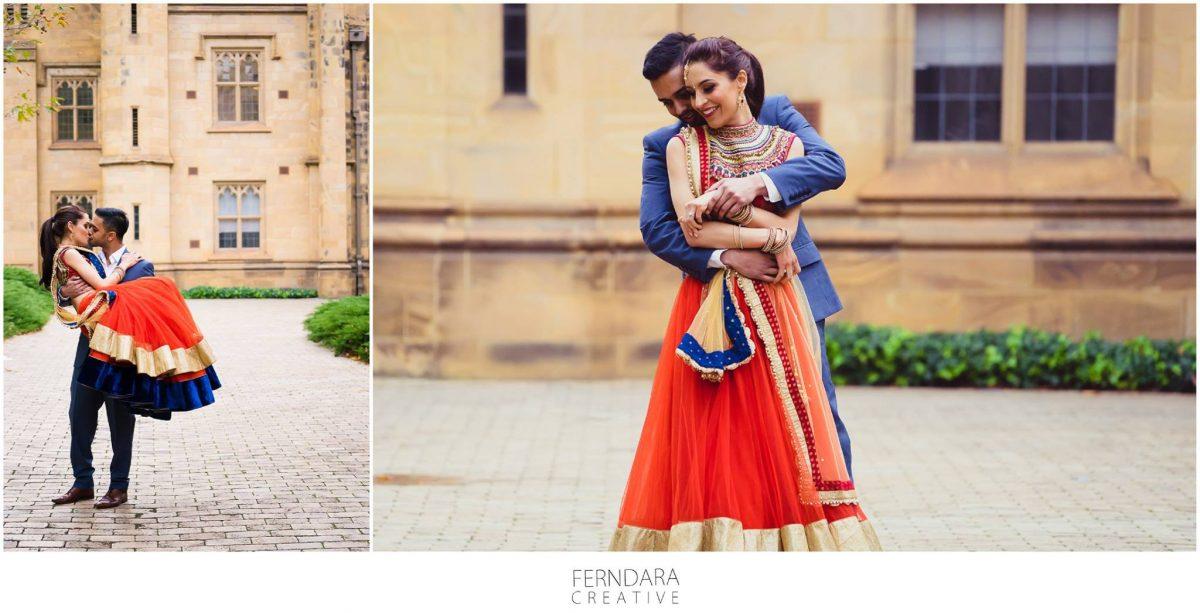, Bhavisha + Aditya, Ferndara, Ferndara