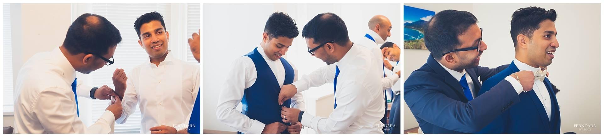 , Chi + Shankar, Ferndara