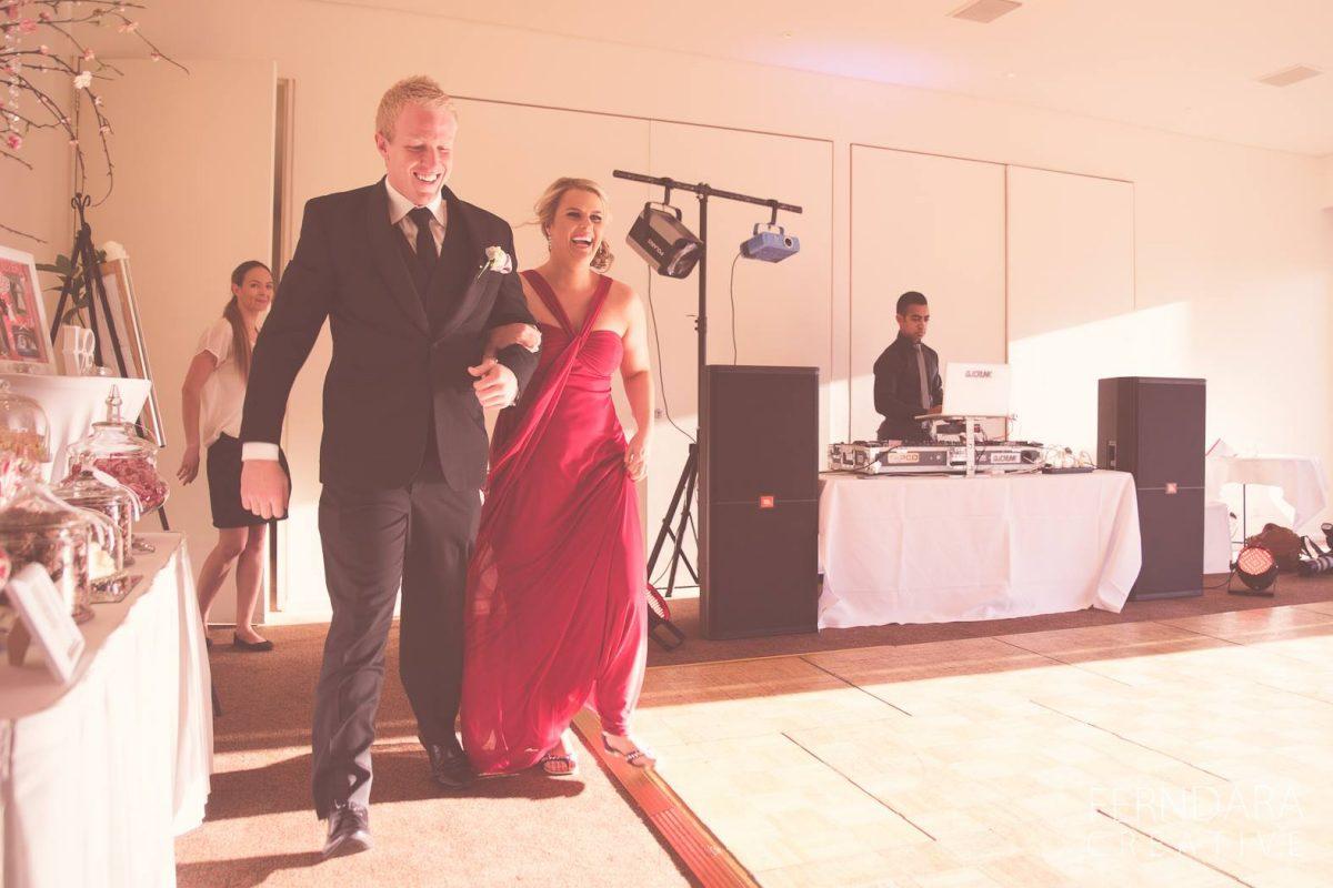 , Sarah + Jarrod, Ferndara
