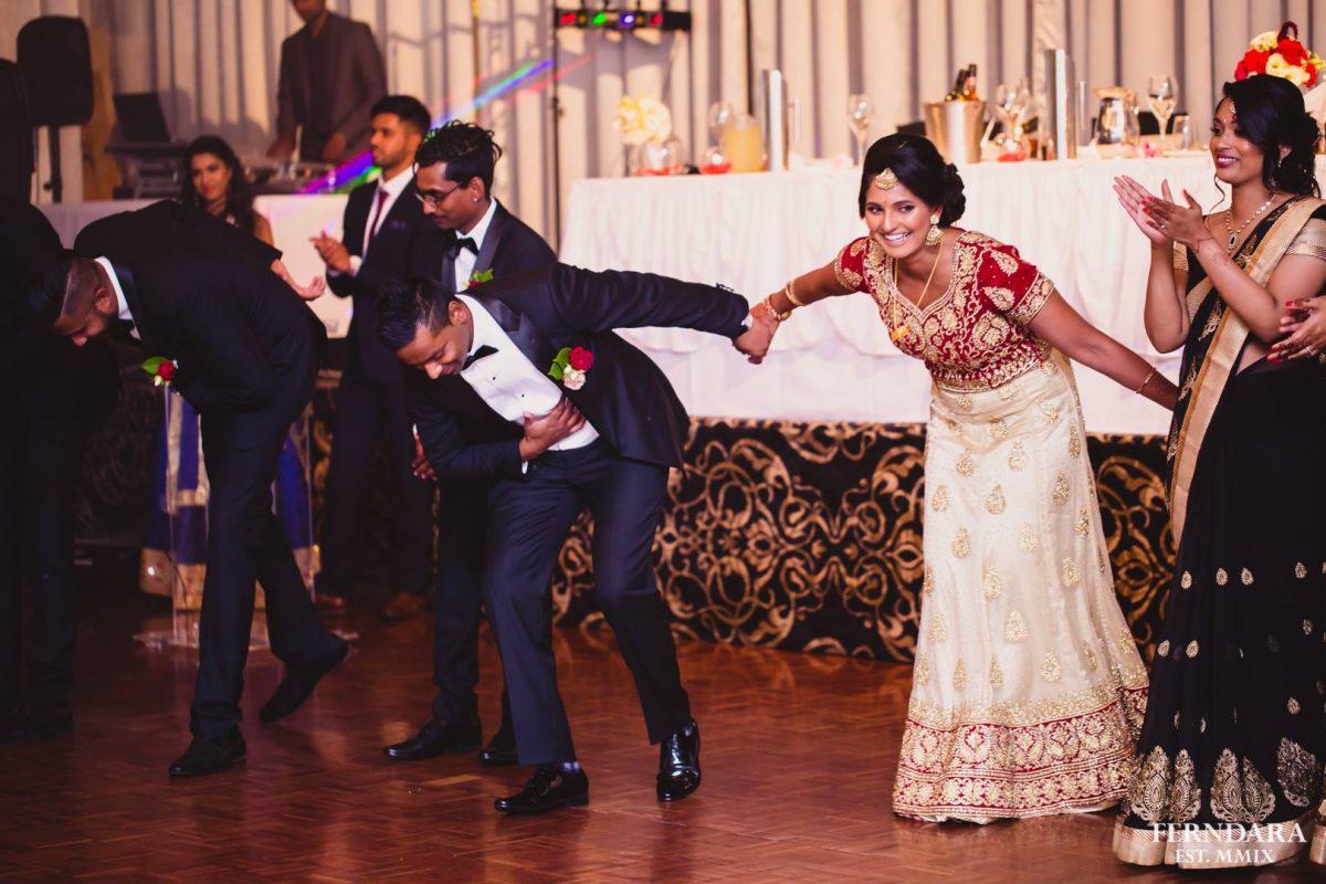 , Aranee + Pravin, Ferndara