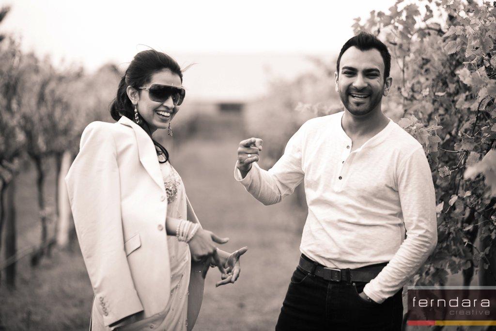 , Pemmy + Amar, Ferndara