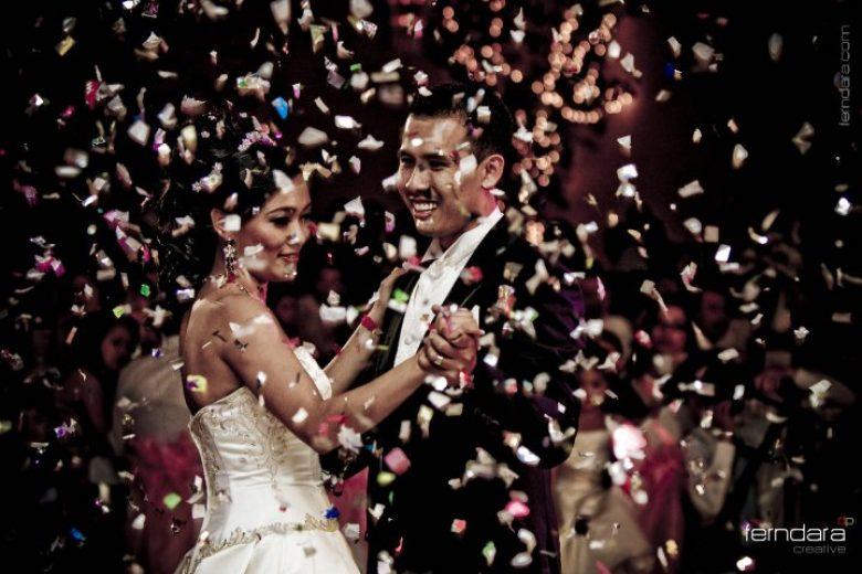 , The Wedding of David & Sandiana, Ferndara