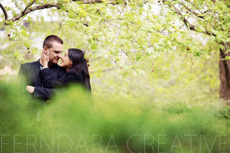 , Sarah + Nick, Ferndara
