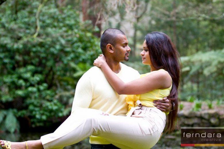 , Nareeta + Shathees – Pre Wedding, Ferndara