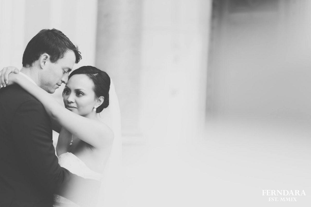 , Kathryn + Nathan, Ferndara