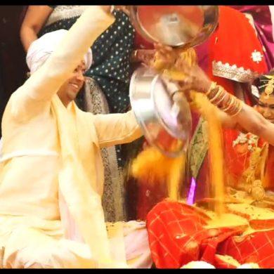 , Chandini + Saransh, Ferndara
