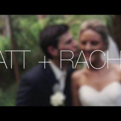 , Matt + Rachel, Ferndara