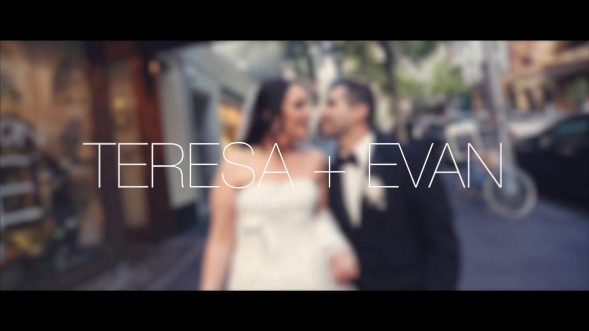 Teresa + Evan