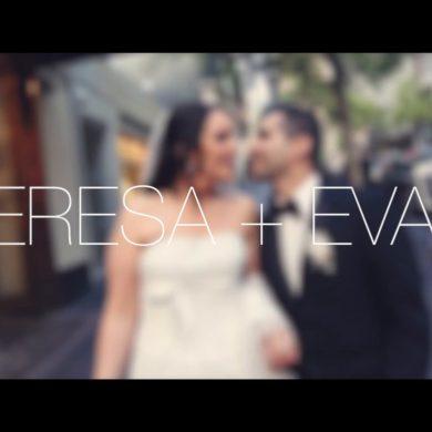 , Teresa + Evan, Ferndara