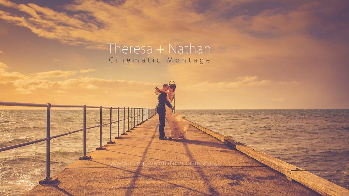 Theresa + Nathan