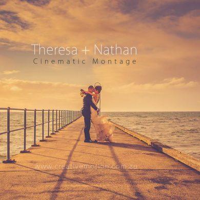, Theresa + Nathan, Ferndara