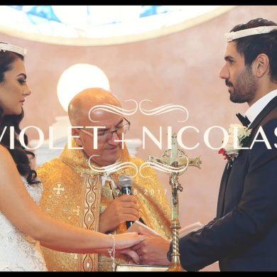 , Violet + Nicolas, Ferndara