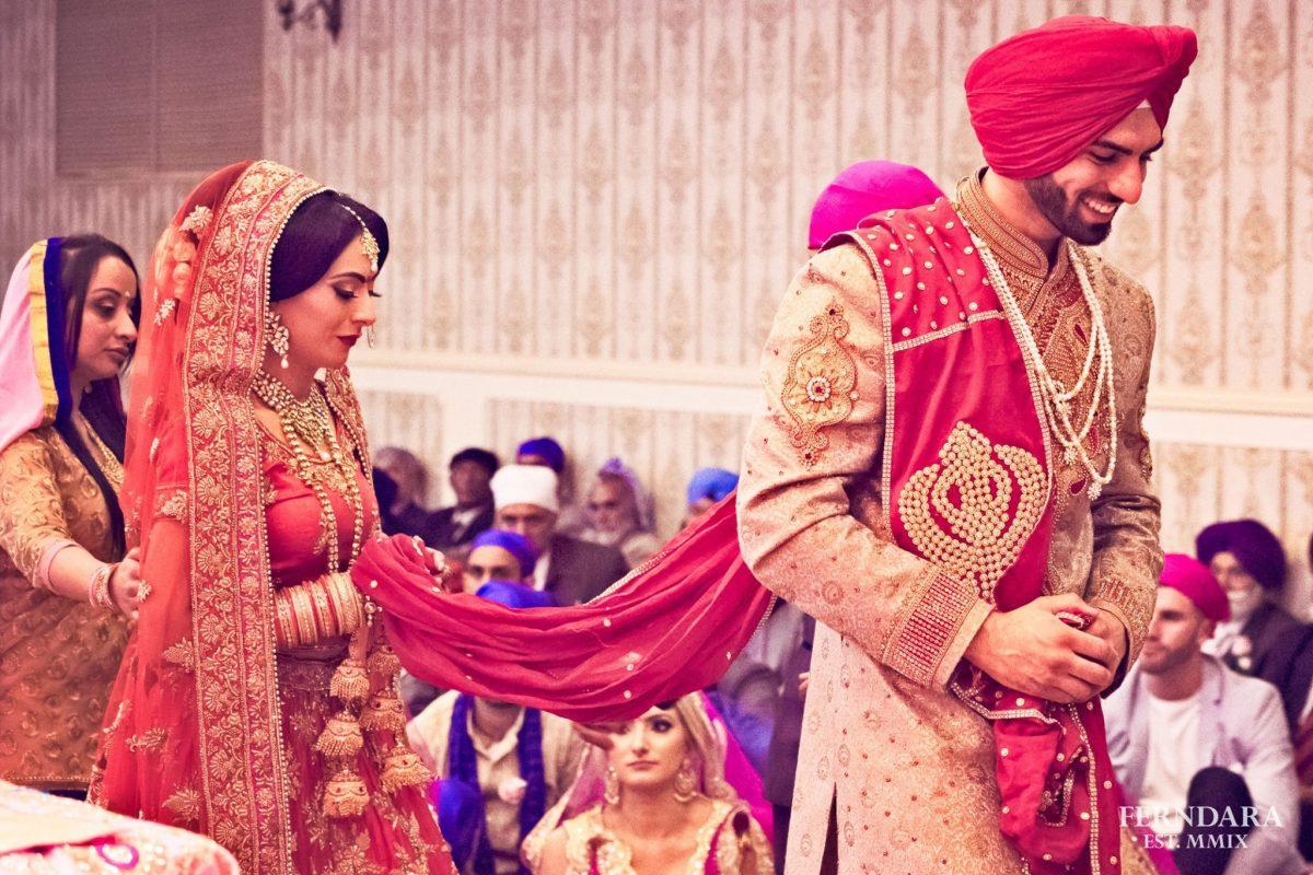Sikh Wedding Photo Inspo