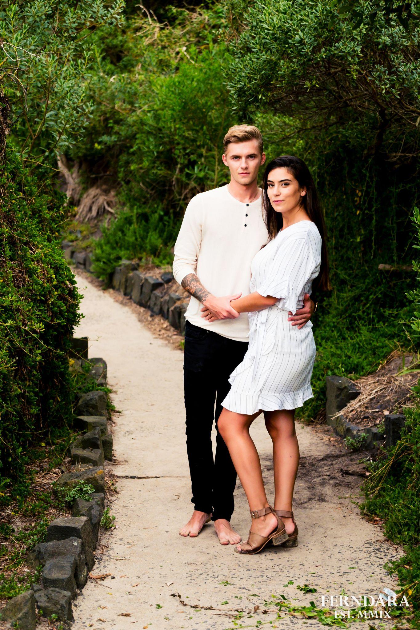 Jessica + Chris, Ferndara
