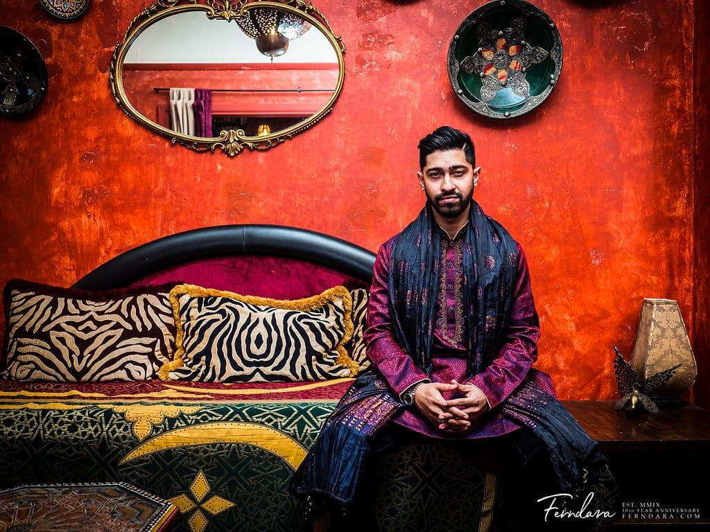 Tahmid + Kashfia, Ferndara
