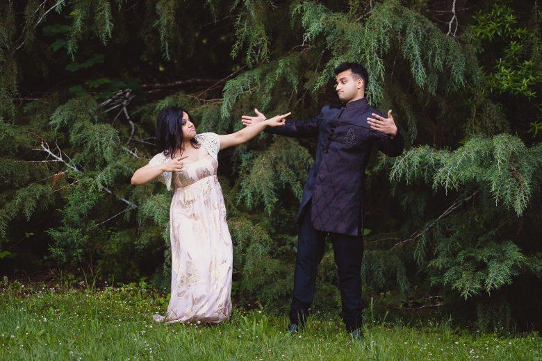 , Belinda + Aman, Ferndara