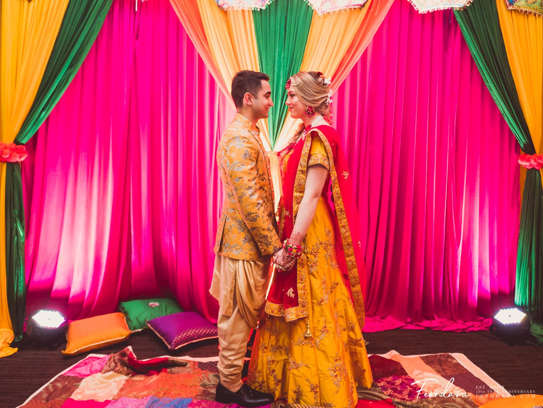 Wedding at Crown Aviary
