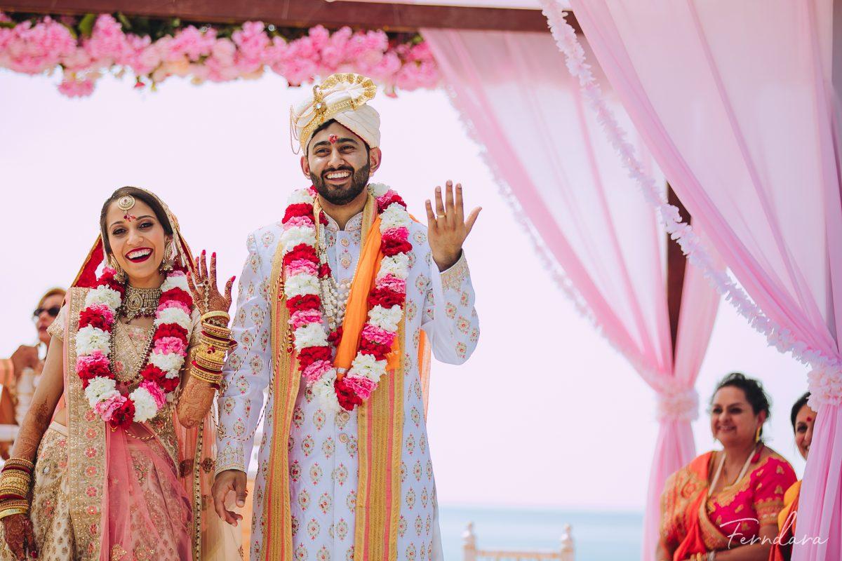 Raksha + Deepesh