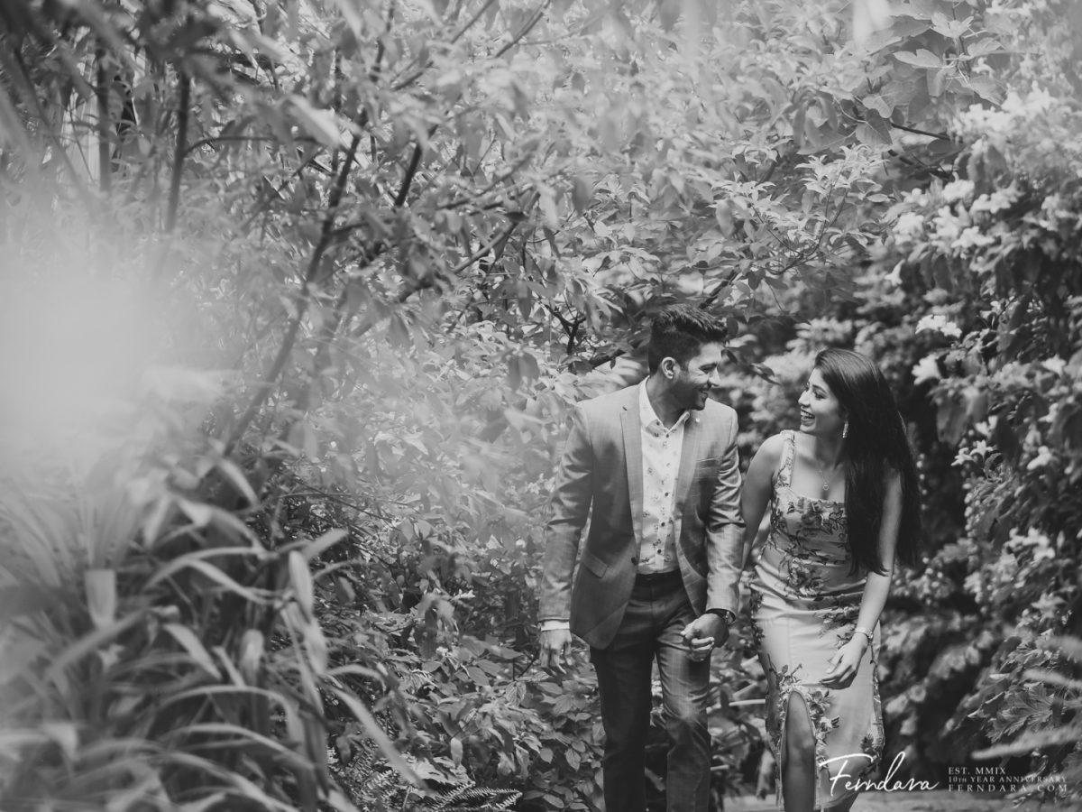 , Varun & Ambika, Ferndara